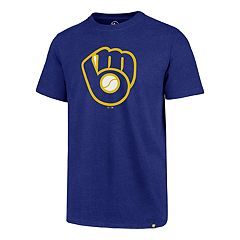 Men's '47 Brand Milwaukee Brewers Imprint Tee