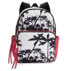 Juicy Couture Aloha Palm Tree Backpack