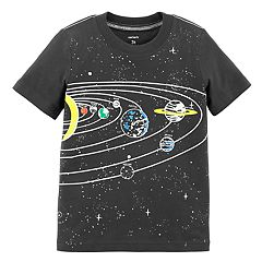 Toddler Boy Carter's Planets Solar System Graphic Tee