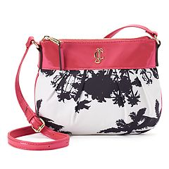 Juicy Couture Aloha Palm Tree Crossbody Bag