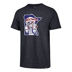 Men's '47 Brand Minnesota Twins Throwback Tee