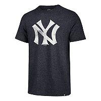 Men's '47 Brand New York Yankees Throwback Tee