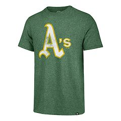 Men's '47 Brand Oakland Athletics Throwback Tee