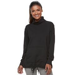 Women's Nike Dry Long Sleeve Cowl Neck Top