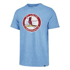 Men's '47 Brand St. Louis Cardinals Throwback Tee