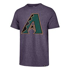 Men's '47 Brand Arizona Diamondbacks Throwback Tee