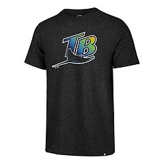 Men's '47 Brand Tampa Bay Rays Throwback Tee