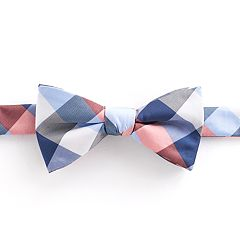 Boys 4-20 Chaps Buffalo Check Bow Tie