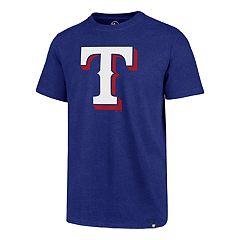 Men's '47 Brand Texas Rangers Imprint Tee