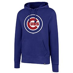 Men's '47 Brand Chicago Cubs Headline Hoodie