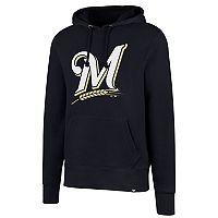 Men's '47 Brand Milwaukee Brewers Headline Hoodie