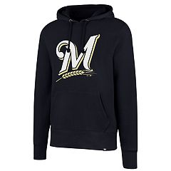 Men's '47 Brand Milwaukee Brewers Headline Hoodie