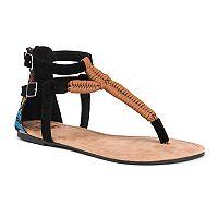 MUK LUKS Celeste Women's Gladiator Sandals