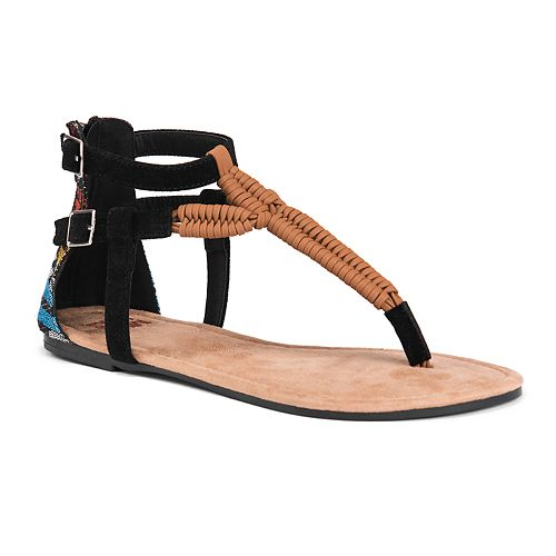 MUK LUKS Celeste Women's ... Gladiator Sandals sale 2014 newest free shipping view FVpelQ2
