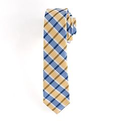 Boys 4-20 Chaps Ballou Plaid Tie