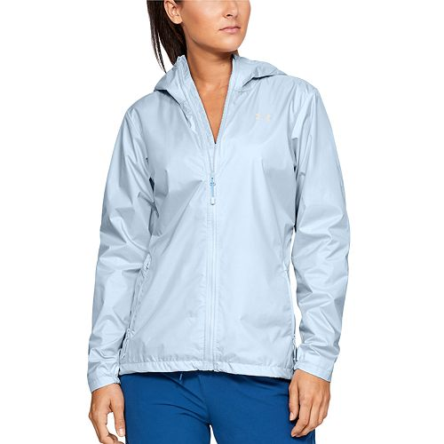 Women's Under Armour Hooded Rain Jacket