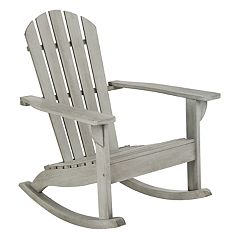 Safavieh Indoor / Outdoor Rocking Adirondack Chair