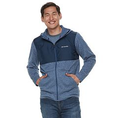 Big & Tall Columbia Dunsire Point Hybrid Hoodie
