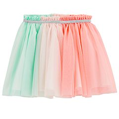 Toddler Girl Carter's Multicolored Tutu Skirt