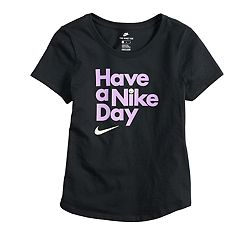 Girls 7-16 Nike 'Have a Nike Day' Swoosh Tee