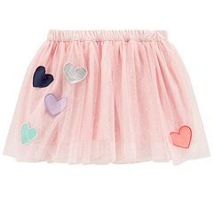 Toddler Girl Carter's Heart Tutu Skirt