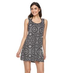 Women's Apt. 9® Tribal Lattice-Back Cover-Up