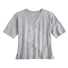 Girls 7-16 Under Armour 'Step It Up' Short Sleeve Graphic Tee