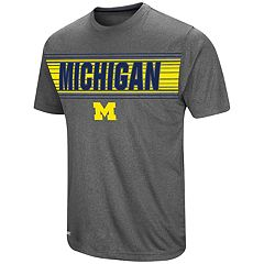Men's Campus Heritage Michigan Wolverines Vandelay Tee