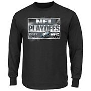 Men's Philadelphia Eagles 2017 NFL Playoffs Passing Game Tee