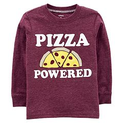 Baby Boy Carter's 'Pizza Powered' Tee