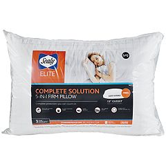 Sealy Elite 5-in-1 Complete Solution Firm Pillow