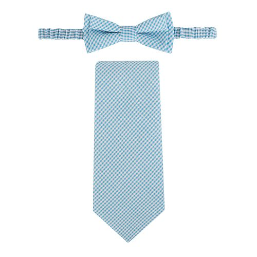 Father and Daughter Tie & Hair Bow Set