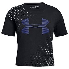 Girls 7-16 Under Armour Transit Logo Graphic Tee