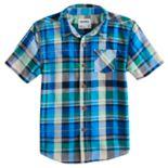 Boys 4-7 SONOMA Goods for Life? Plaid Shirt