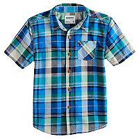 Boys 4-7 SONOMA Goods for Life™ Plaid Shirt