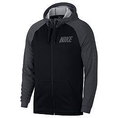 Men's Nike French Terry Dry Full-Zip Hoodie