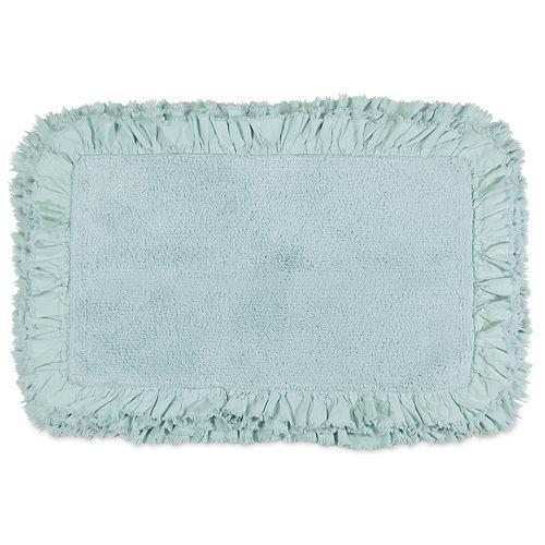 LC Lauren Conrad Ruffle Bath Rug