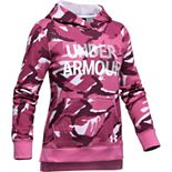 Girls 7-16 Under Armour Rival Fleece Graphic Hoodie