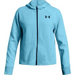 Girls 7-16 Under Armour Finale Full Zip Hoodie