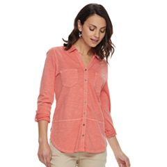 Petite SONOMA Goods for Life™ Tunic Shirt
