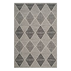 Safavieh Montauk Tyler Geometric Lattice Rug