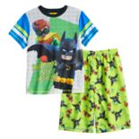Boys 4-12 Lego Batman 2 pc Pajama Set