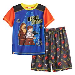 Boys 4-12 Lego Star Wars 2 pc Pajama Set