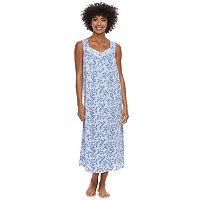 Women's Croft & Barrow® Knit Sleep Gown