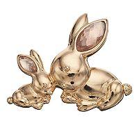Napier Bunny Duo Pin