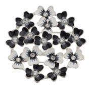Napier Floral Cluster Pin