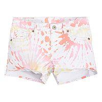 Girls 7-16 Levi's Best Coast Shorty Shorts