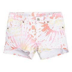 Girls 7-16 Levi's Best Coast Shorty Shorts