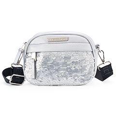 Juicy Couture Sequin Crossbody Bag