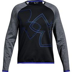 Girls 7-16 Under Armour Armour Fleece® Long Sleeve Crew Tee